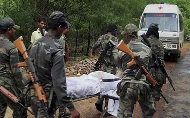 In the last 18 days  21  gunned down in Chhattisgarh