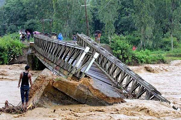 National Disaster Response Force rushes to kerala , heavy rain kills 24