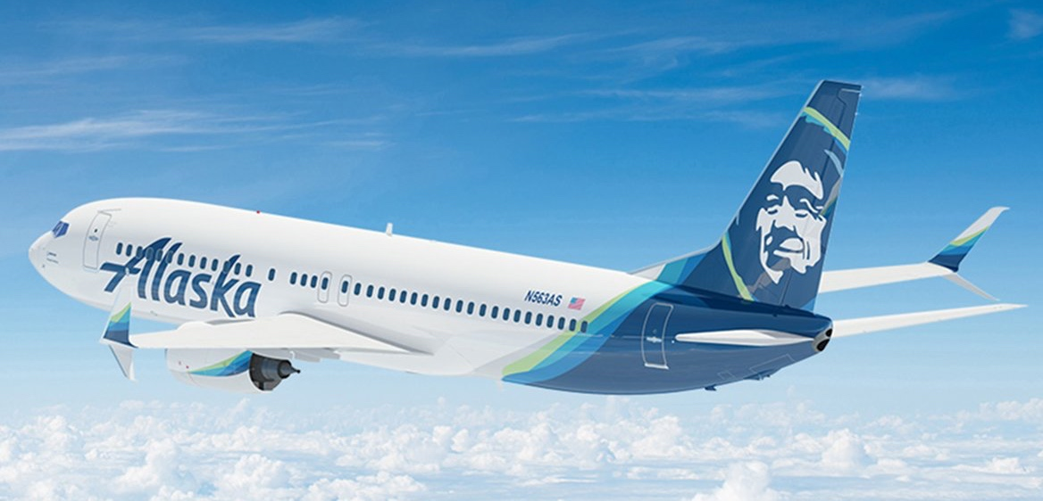 Alaska Airlines Flight stolen crashed in Washington