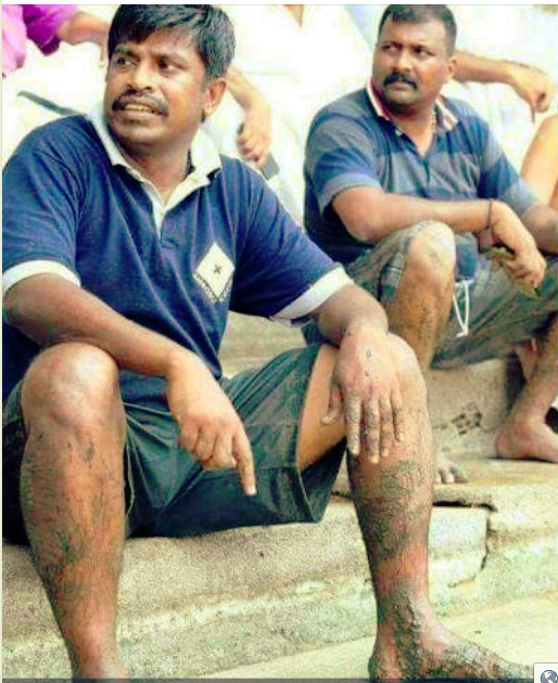IAS officer Rajamanikam work hailed in Social media