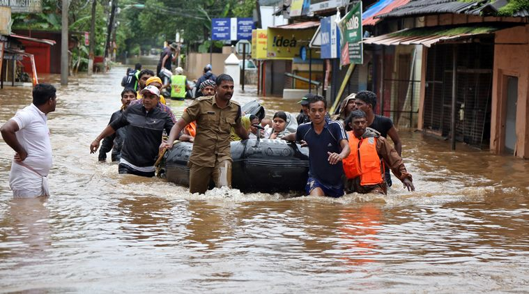 Man mocked at Kerala Flood in Oman lost his job