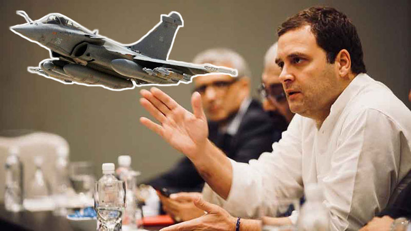 PC Joins Rafalescam attack on Modi Government