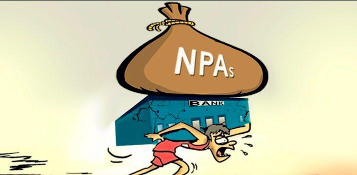 1264000 Crores Non Performing Assets  haunting bank financials