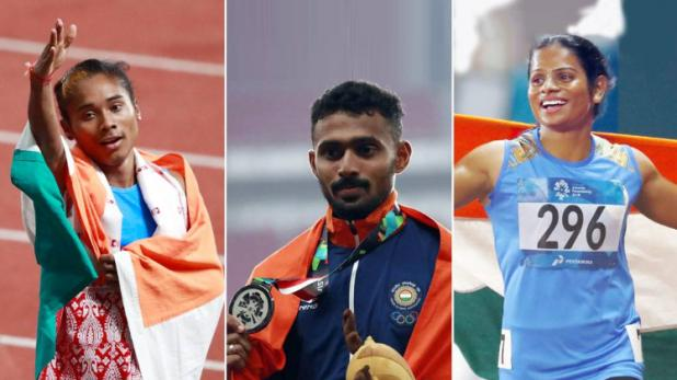 Eight day : India in 9th Position with 7 golds