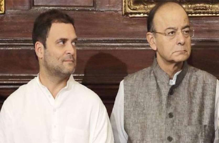 Rahul ignores Amit but provoke Jaitley on 41k crores Rafale Scam