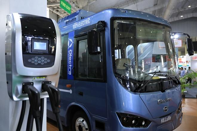 80 Electric buses to bengaluru from October 2018 : Olectra Greentech