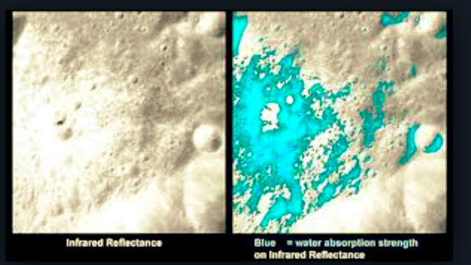 Chandrayaan-I  inputs confirms Ice in moon says Scientists