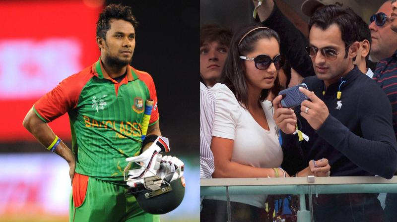 Saina eve-teasing by Cricketer Sabbir triggers Social media