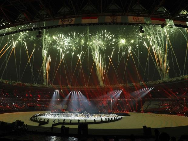 Asian games India ended with 69 medals