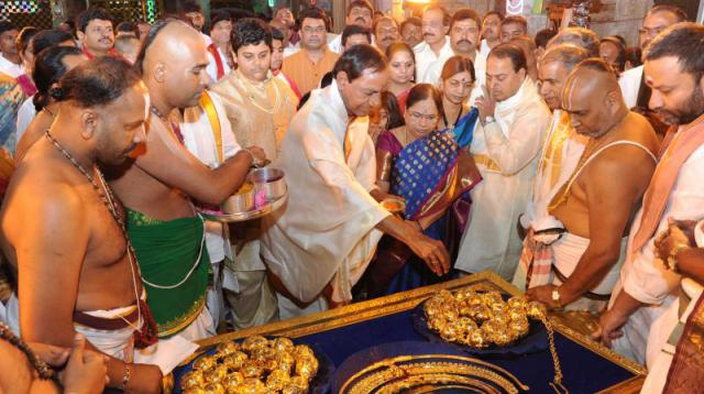 Rao Preempt move to hold preponed election bring  fruit to TRS ?
