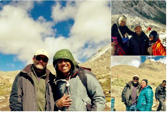 Rahul Gandhi Mount Kailash yatra pictures goes viral