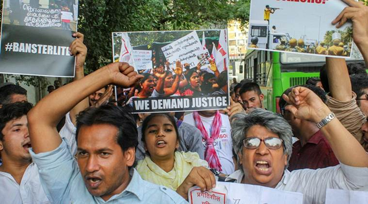"Supreme court  says ""NO"" to TN plea on Sterlite"