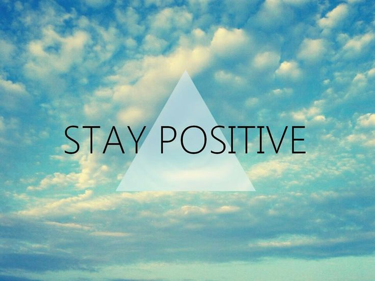 Staying Positive helps reduce heart related diseases