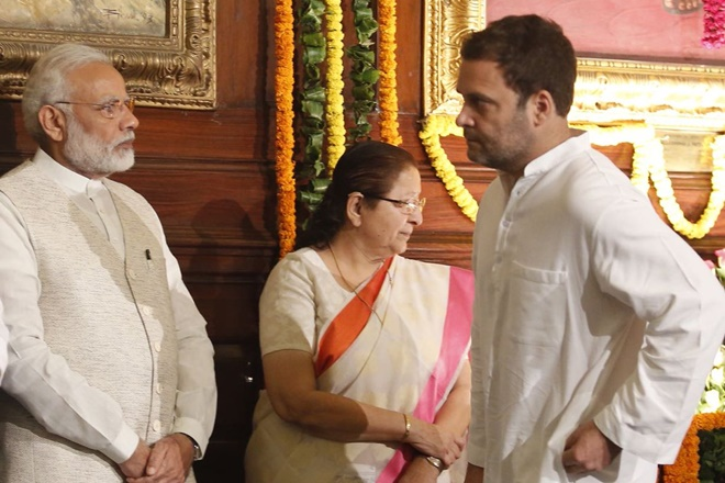 """Mallaya great escape"" scripted by  Modi allege Rahul Gandhi"