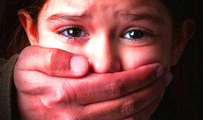 8 year kid tied and raped by a neighbour
