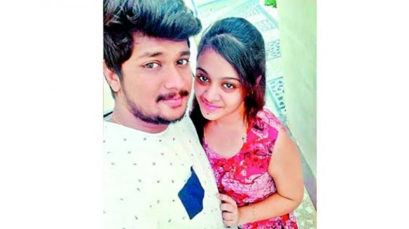 Husband hacked to death in front of Pregnant  women : Caste Killing Horror