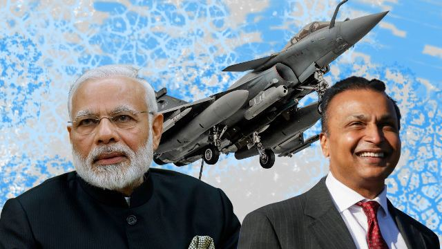 Post  Ex HAL Chief views   RG calls for RM – Rafale Minister Resignation
