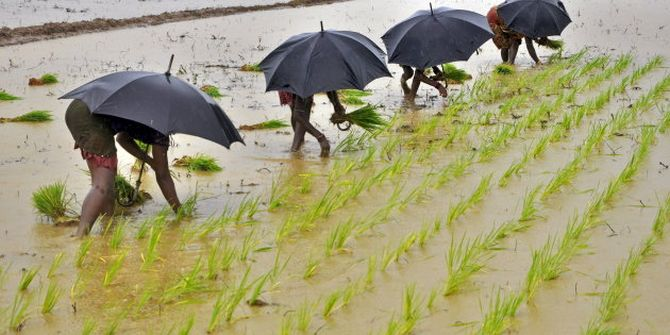 Indian Monsoon low by 9% : IMD