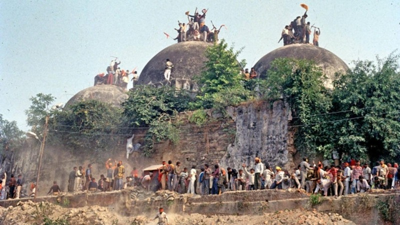 SC declined to refer Ayodhya issue to Five judge Constitution bench