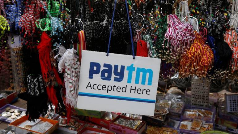 PayTM founder share diluted again