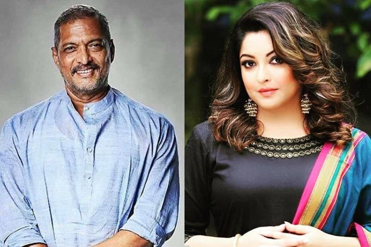 Tanushree Dutta gradually garners support for her  sexually harassment charge on  Nana Patekar