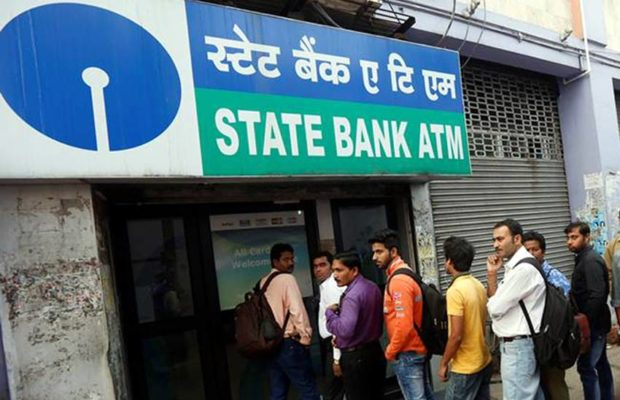 Axe in drawing cash limit  for Classic and Maestro Cards  in SBI ATM on cards