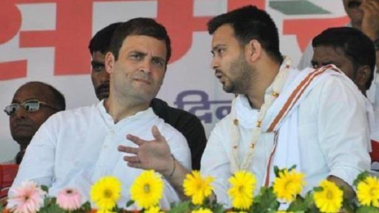 Interstate war of words  between Gujarat and Bihar