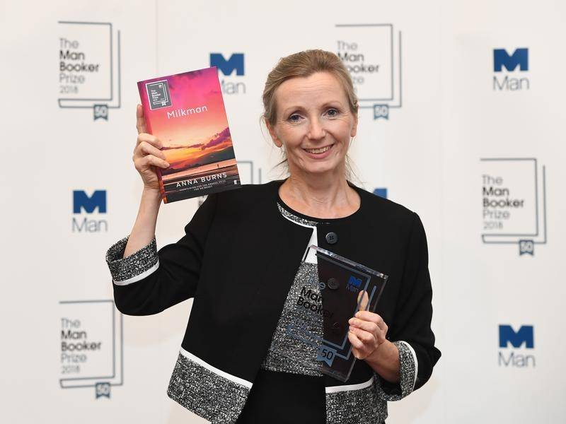 Anna Burns wins 2018 Booker Prize for 'Milkman'
