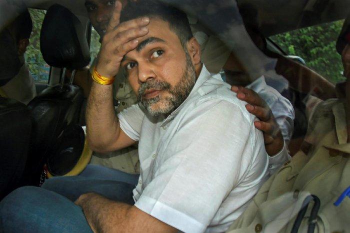 Former MP Son send to jail for brandishing Pistol