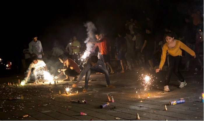 Supreme Court refused to impose a blanket ban on the sale and use of firecrackers