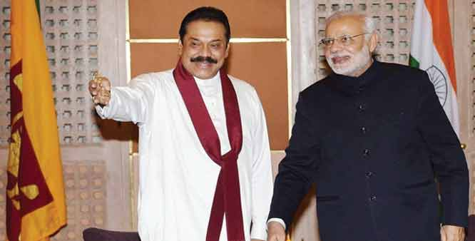 After two days Silence India speaks up on Srilanka turmoil