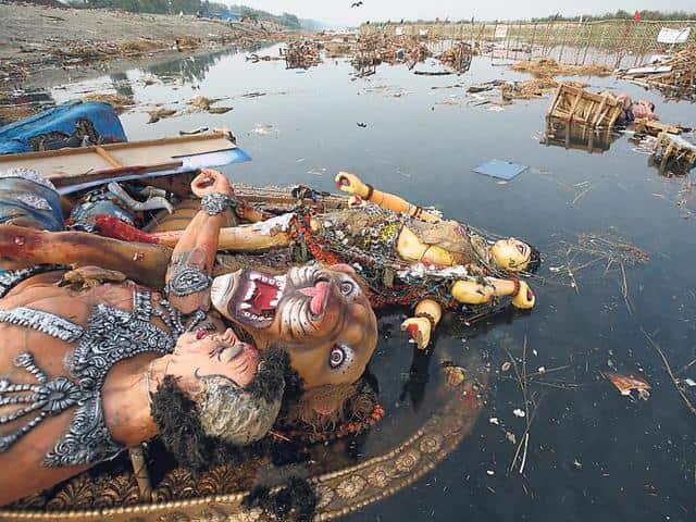 Bihar, UP Polluting Ganga more than ever