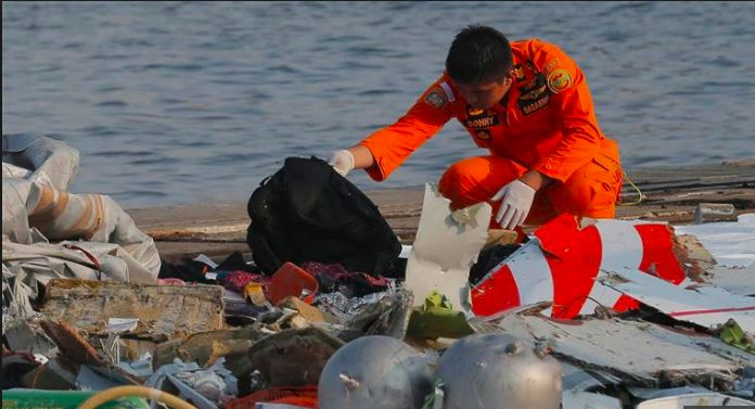 All 189 people on plane crash in Indonesia were killed