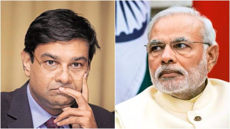 Last week  with CBI bitter fight  This week locking horns with RBI