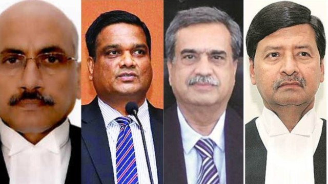 This time Centre approves 4 SC judges in 48 hours
