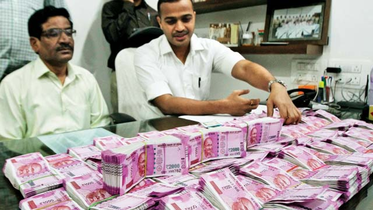 Black money :  SC issues notice to EC , Union Govt and States