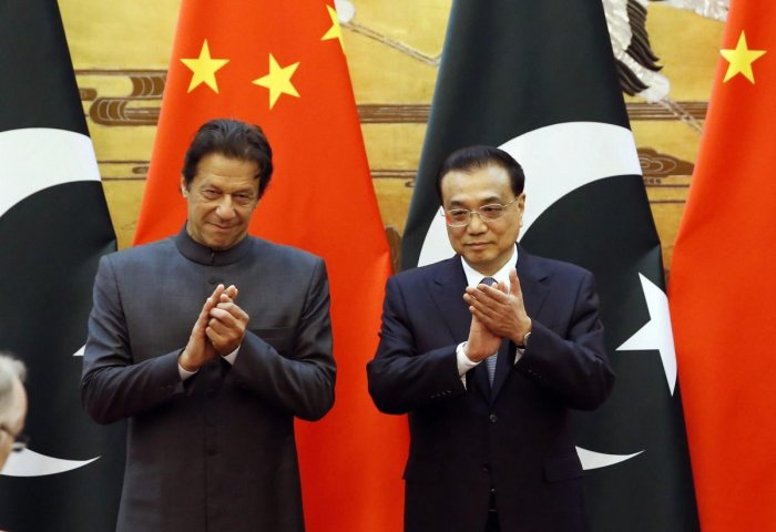 China , Pakistan issue joint statement