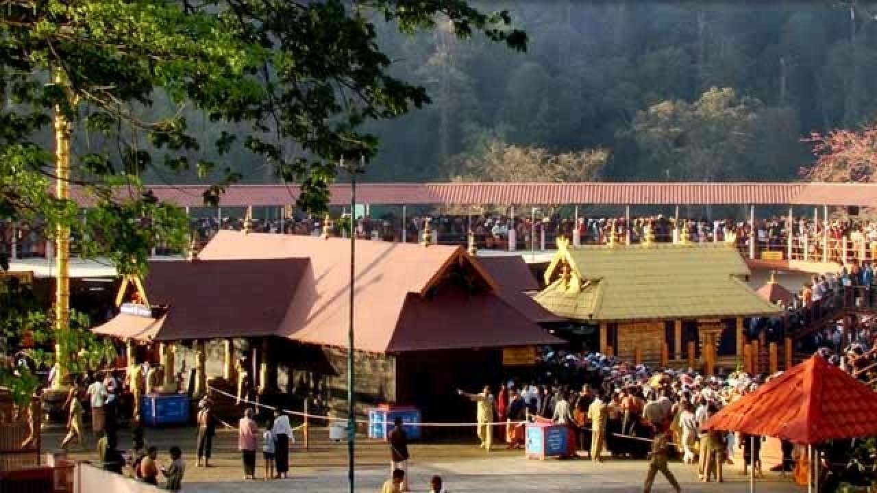 Traditional Vrs women rights  loggerheads at Sabarimala : SC defer petitions