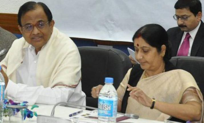 Why Former Congress Home minister PC has praised  BJP's Sushma Swaraj as Smart ..