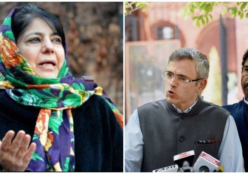Governor dissolved JK assembly after Mehbooba  stake claim