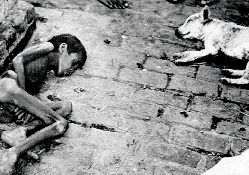 Churchill made 1943 Bengal famine killed 3 million