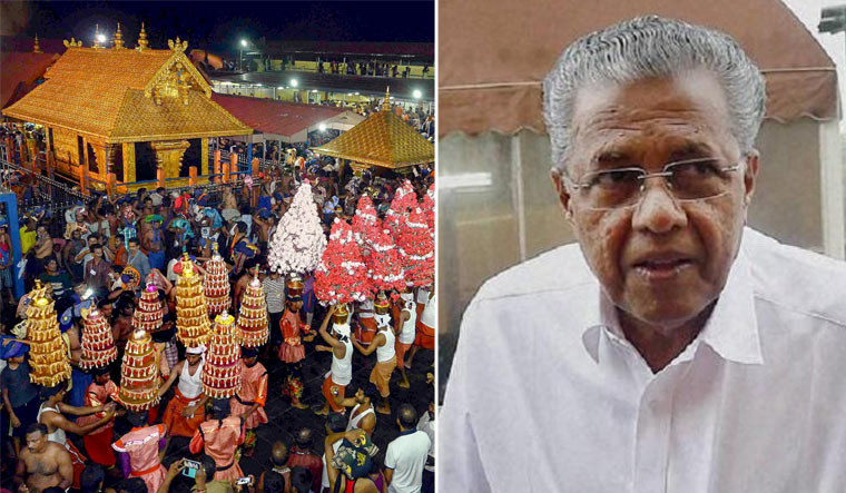 Won't allow Sabarimala to turn into Ayodhya : Kerala CM