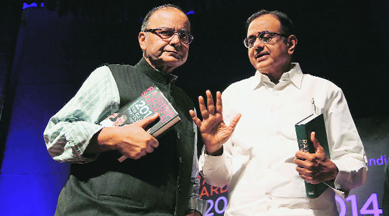 BJP & Congress fight over  new series GDP data
