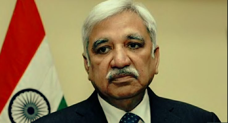 Sunil Arora takes charge as Chief Election Commissioner