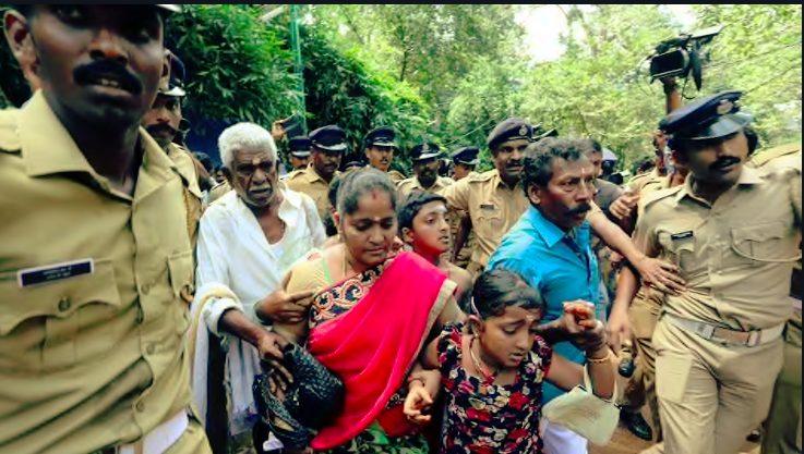 600 km long Women Wall to support women entry in Sabarimala  : Kerala CM