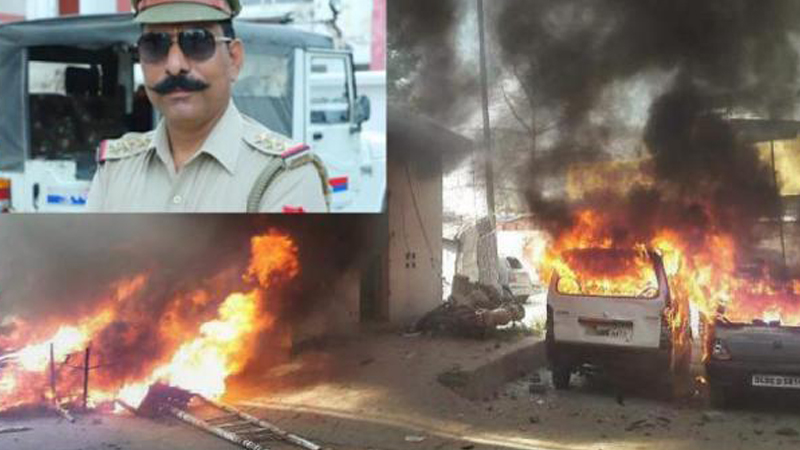 Military Soldier Jeetendra behind Cop Subodh murder handed over to Police