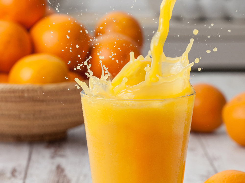 Orange juice could slash risk of dementia by 50 per cent, says study