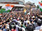 Yogi campaign of saffron  polarisation towards electorate  doomed  BJP