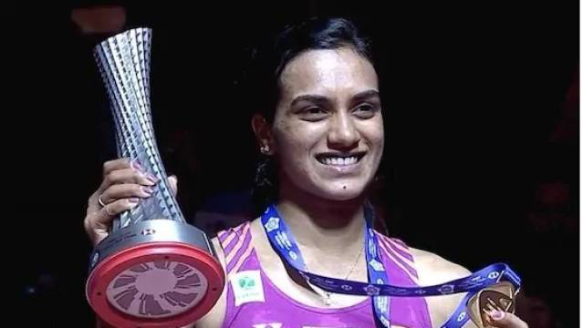 Sindhu enter history, first Indian to win BWF World Tour finals