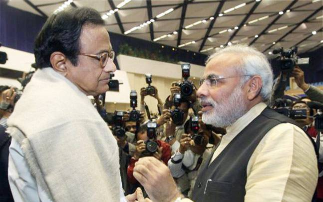 ED Grills  P Chidambaram in INX Media PMLA case